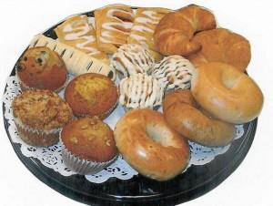 Continental Breakfast Platter