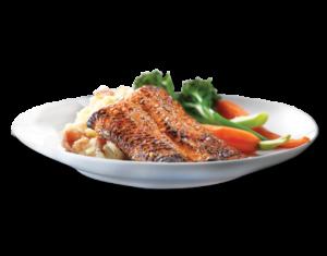 Applewood Smoked Salmon