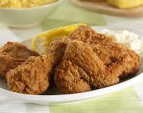 Breaded Chicken