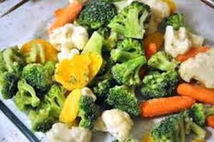 Broccoli-Carrots-Squash