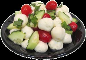 Caprese - Mozzarella Tomato Salad
