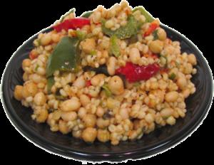 Tuscan Beans Salad