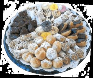 Pastry Platter