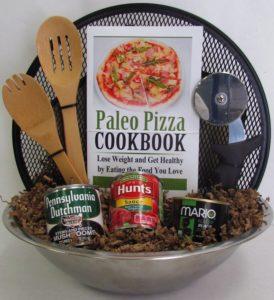 Basket-Pizza&SaladTonight